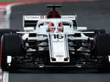 Leclerc: I've arrived at Sauber at the right time