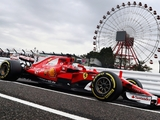 FP1: Vettel P1, Sainz crashes heavily
