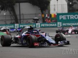 Gasly: 'With Ocon, it's always the same thing...'