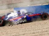 Brendon Hartley pushed 'two or three centimeters' too far before FP3 crash