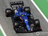 """Alpine's progress almost """"too good to be true"""" - Alonso"""