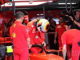 Vettel 'very bitter' after turbo issue leaves him last on grid