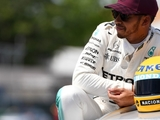 Hamilton honoured by Senna presentation
