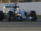Hamilton pulls out of first test day due to illness