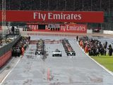 New wet standing start procedure proposed by F1 Strategy Group