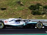 George Russell revels in 'unbelievable' Mercedes F1 test experience