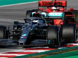 Bottas surges clear as Ferrari break down
