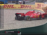 Vettel seeking redemption at Hockenheim after 2018 crash