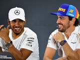 Alonso praises 'impressive' Lewis and Max for Hungary duel