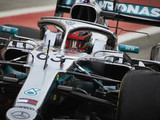 Russell tops timesheets on final day in Bahrain