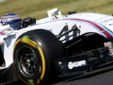Bottas 'happy' with Williams upgrades