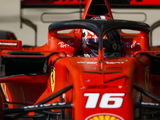 Leclerc to receive grid penalty in Brazil