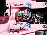 Force India to run 'pink ribbon' for Breast Cancer Care