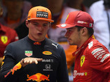 It was not good enough, says Verstappen