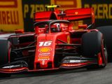 P1: Leclerc on top ahead of Max
