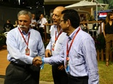 F1 teams give first impressions of Chase Carey