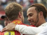 Revealed: What Vettel said to Hamilton after Mexico GP