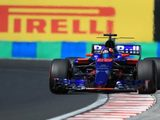 "Daniil Kvyat: ""It's always nice to test after a race weekend"""