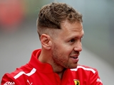 Vettel: Mercedes are favourites in China