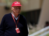 Lauda receives Laureus Lifetime award