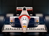 McLarens added to complete line-up of F1 2017 classic cars