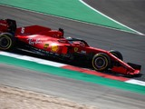Vettel says Leclerc 'in another league' as Q3 drought continues