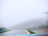 Gloomy Eifel weather gives F1 an early two-day experiment
