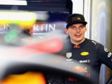 Mixed session for Verstappen