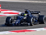 Renault juniors complete R.S.18 test at Bahrain