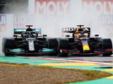 Entertaining, incident filled F1 racing, Made in Italy