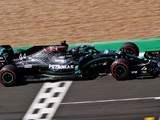 Hamilton takes British GP pole as Mercedes crushes rivals