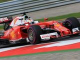 Vettel tops final practice session as Mercedes falter