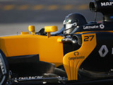 Barcelona Test Notes 27-02: Renault