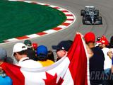 Hamilton leads Mercedes one-two in Canada FP1