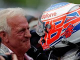 Button's father, John, passes away aged 70