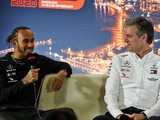 Mercedes tech boss praises Hamilton's 'unblemished record'