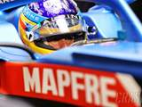 Alonso not at '100%' on F1 return, seeking more pace and confidence