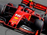 Leclerc on top for red-hot Ferrari
