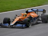 """Norris could have """"easily"""" fought for F1 pole before Spa crash"""