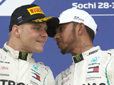 Hamilton hails 'incredible' victory over Ferrari in Russia