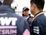 Perez Takes ​blame for early German Grand Prix retirement