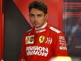 Leclerc: I 'understeered' and hit Verstappen