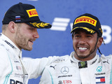 Hamilton has made Bottas look 'very average'