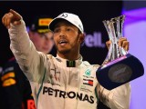 Hamilton wins Drivers' Driver of the Year