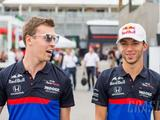 Toro Rosso sticks with Gasly, Kvyat for 2020