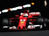 FP2: Vettel fastest as Stroll crashes out