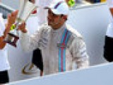 'More podiums will follow for Massa'