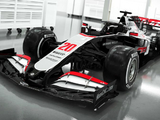 Haas lift the lid on the VF-20 early