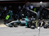 Wolff: Mercedes took risk with final stint