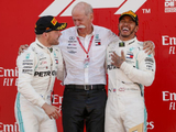 Mercedes' dominance frustrating Liberty Media